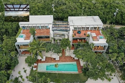 Tulsayab Luxury Devpt - Beachfront Ground Floor
