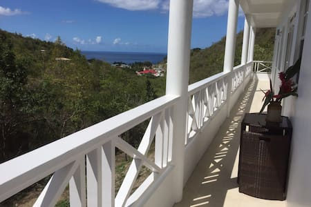 Beautiful apartment with Caribbean sea views, Mero - Mero - Lejlighed