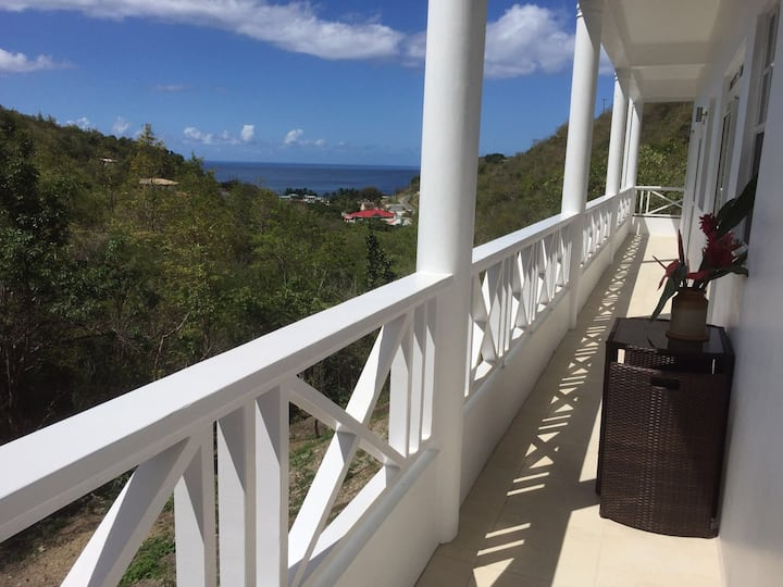 Beautiful apartment with Caribbean sea views, Mero
