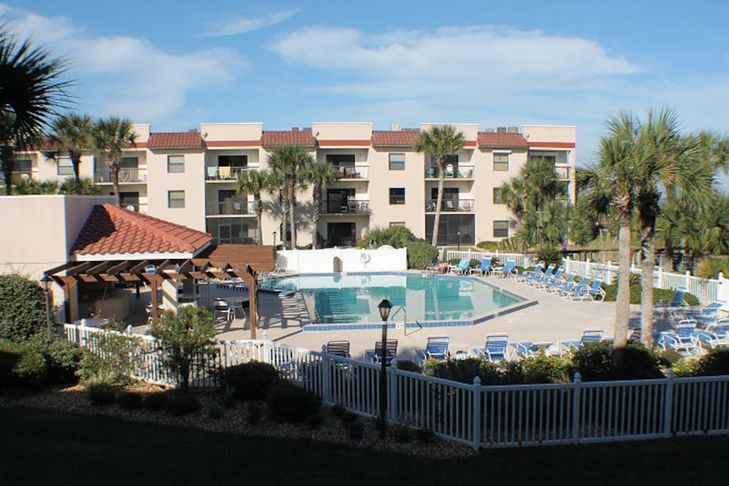 Florida Club Apartments St Augustine