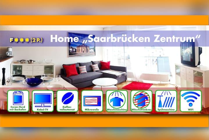 """Ferienwohnung """"Home Saarbrücken Zentrum"""""""
