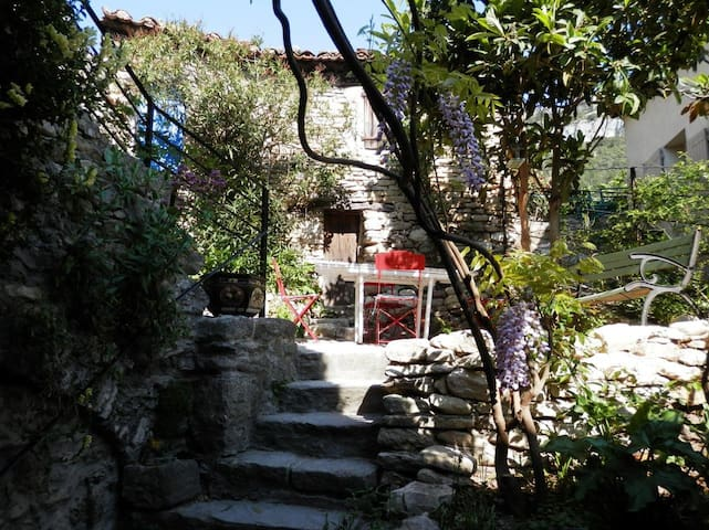 Artist's Paradise in Provence: Views!!! - Fontaine-de-Vaucluse - บ้าน