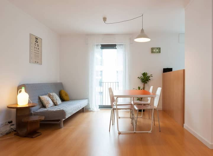 Stylish Downtown Apartment with Parking Lisbon
