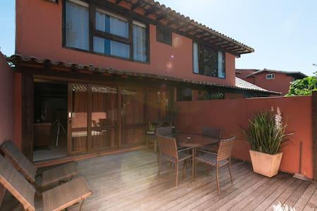 Cozy House in Geribá - Beach Villa - Búzios
