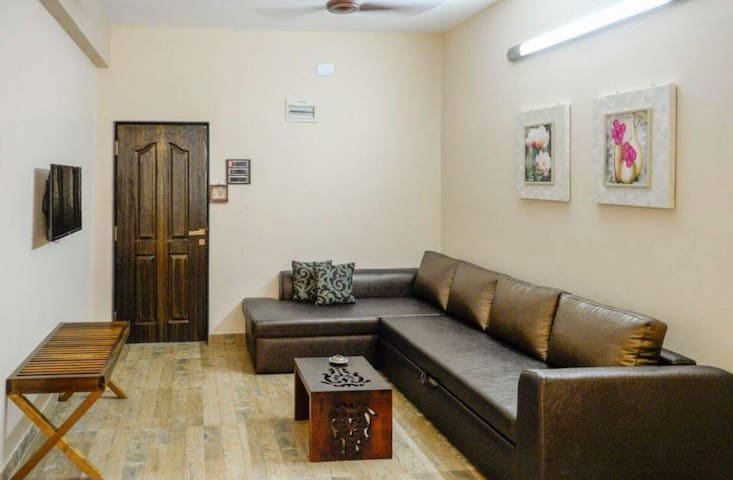 Beautiful luxurious fully furnished - Siolim  - Apartemen
