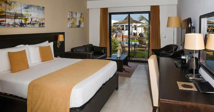 CV Holidays- Llana Beach Resort Swim- Up Suite