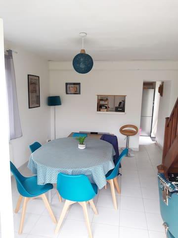 Maison au calme à Montaigu-Vendée