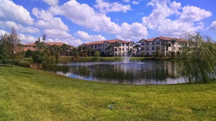 Beautiful Space Minutes from Disney - Windermere - Apartamento