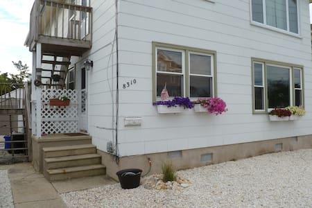 3-bedroom, first-floor condo - Stone Harbor - Condominium