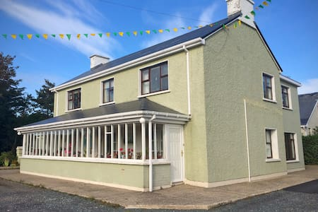 Large house on Wild Atlantic Way - Gweedore - Rumah