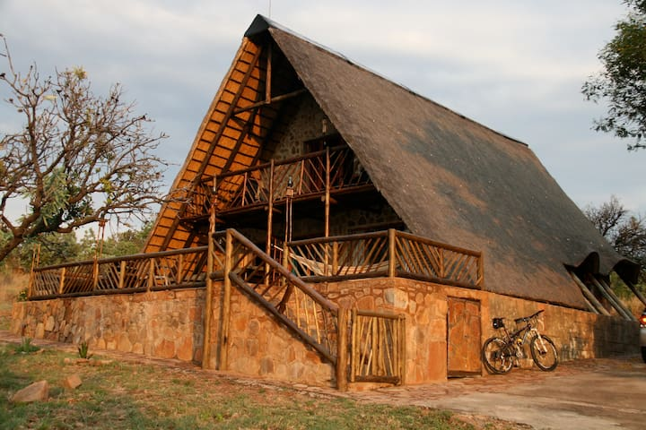 Utopia Nature Estate. Chalet 173 - Magaliesburg - Chalet