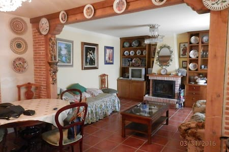 Lovely country house in Segovia
