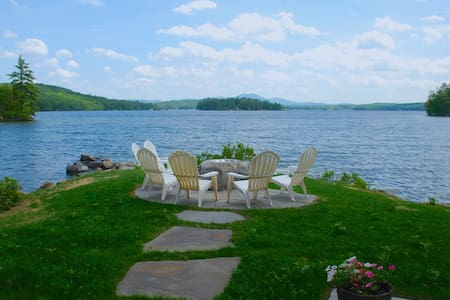 Waterfront on Lake Winnipesaukee in Meredith, NH! - Meredith