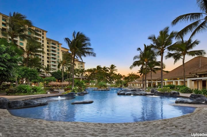 Marriott's Ko Olina Beach Club 2BR Oct 31 - Nov 7