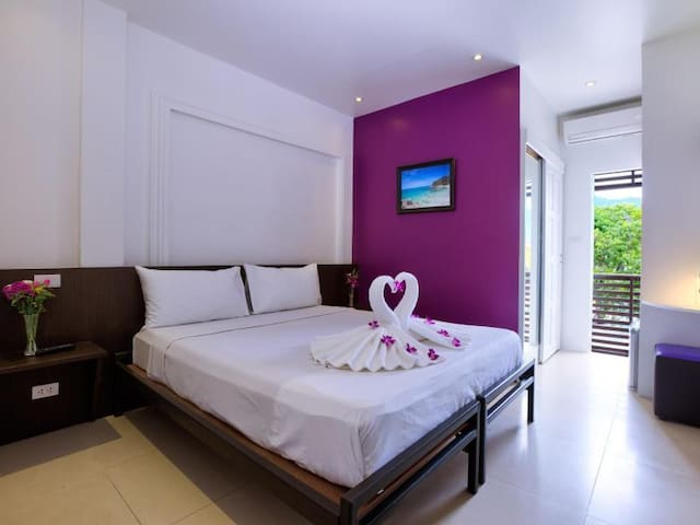 Lamai Central Hotel Private room #5 - Pis
