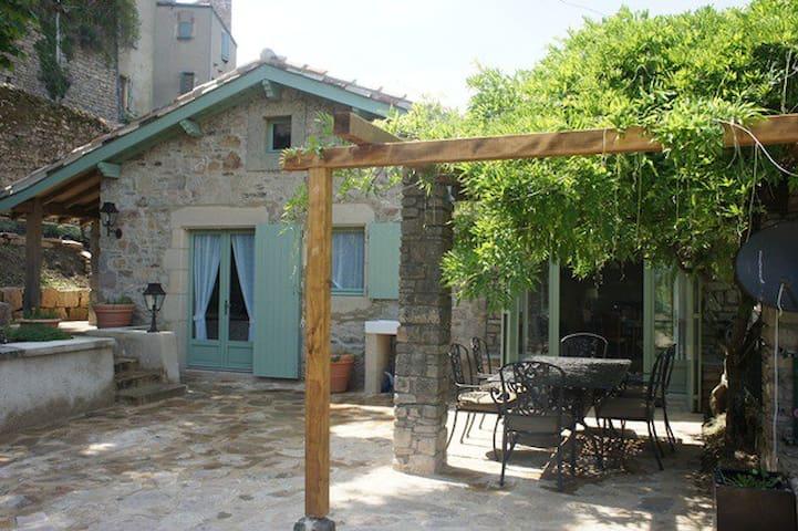 La Maison Oiseaux Cordes sur Ciel - Cordes-sur-Ciel - Talo