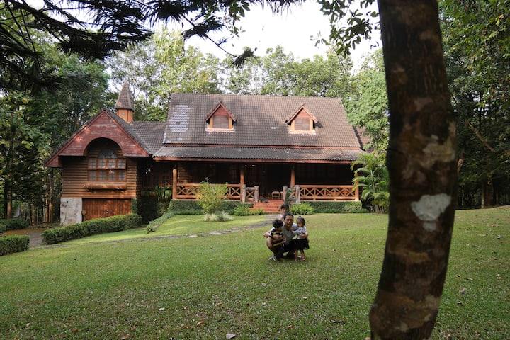 Chiangrai Log Home