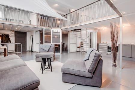 Room type: Entire home/apt Property type: Loft Accommodates: 4 Bedrooms: 2 Bathrooms: 1