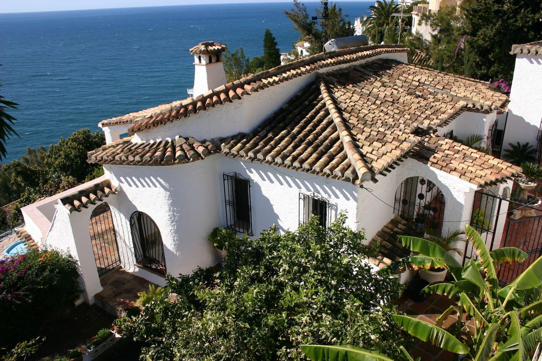 Casa Lobo - en andalusisk perle med fantastisk beliggenhed