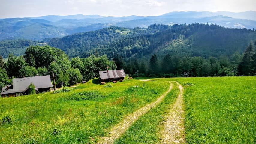 Cottage pod Jaworem - Wisła - Lomamökki