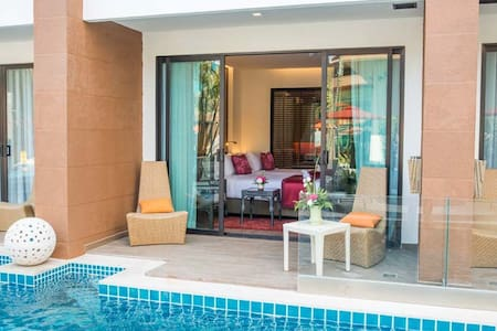 Deluxe Pool Access with Breakfast @Kata Beach - Karon - Wikt i opierunek
