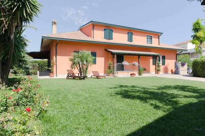 Borgo Dragani 7 ospiti - villa mare