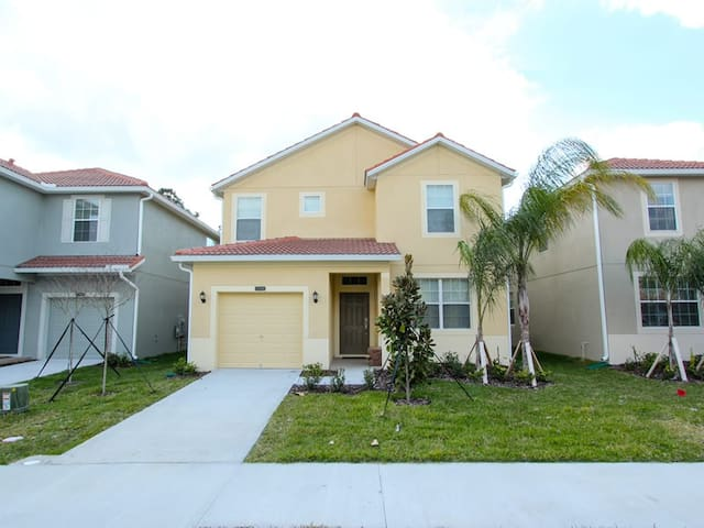 Villa 2948 Banana Palm Dr, Paradise Palms - Kissimmee - House