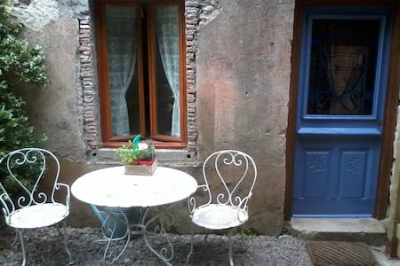 Cosy, Charming Gîte in Town Centre  - Rumah