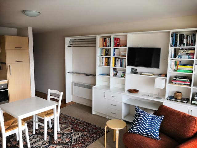Warm and Sunny Central Peterborough Apartment