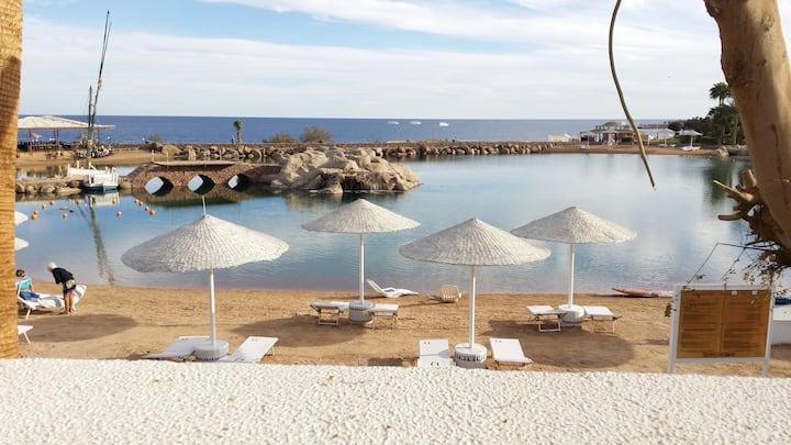Studio Sea View at Domina Coral Bay-Sharm ElSheikh
