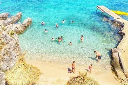 Perfect Villa Suite 1 min walk from sea - Dori 3