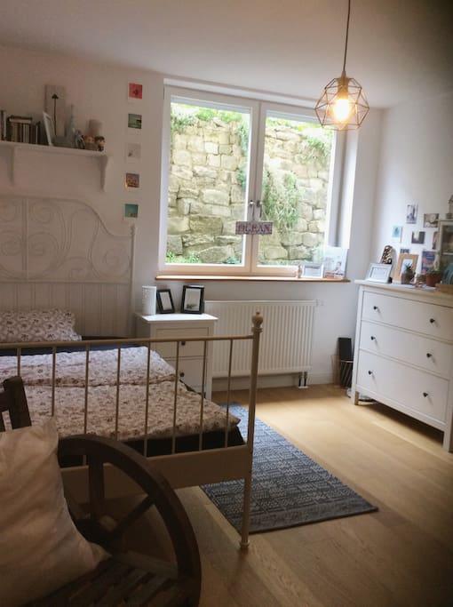 sch nes zimmer im boho style f r 1 2 personen h user zur miete in schw bisch hall baden. Black Bedroom Furniture Sets. Home Design Ideas