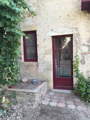Gîte dans propriété très au calme - Chareil-Cintrat - Dům