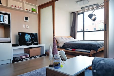 Location(Nampo), View, Super-Clean, What else? - 中区 - 公寓