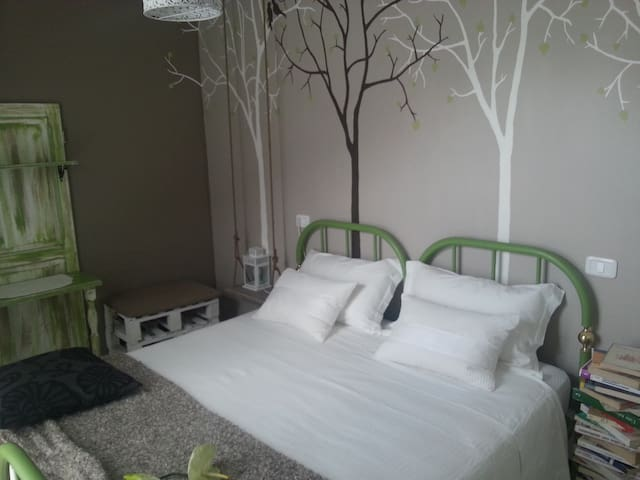 B & B la Casetta del Borgo - Passeggiata d'Autunno - Urbino - Bed & Breakfast