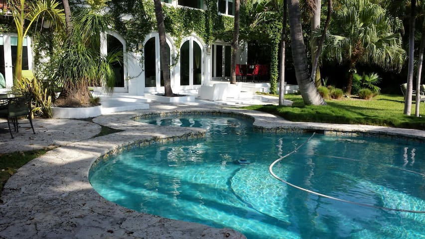 LUXURY - Miami beach private island - Miami Beach - Villa
