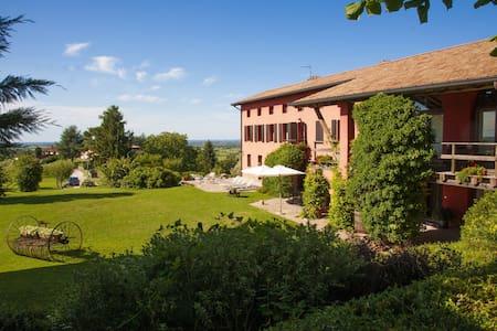 Agriturismo Casa Rossa ai Colli - Ragogna - Aamiaismajoitus