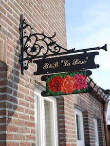 "Welkom in B & B ""La Rose"" Overpelt - Overpelt - Bed & Breakfast - 1"