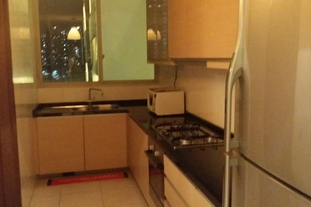 Full facilities kitchen