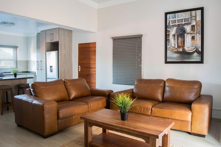2 Berdoom Apartment, Balcony at Camelot Apartments