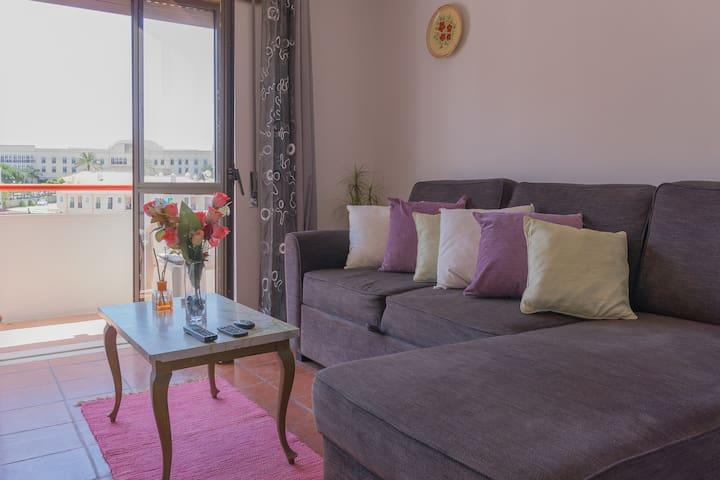 Staten Red Apartment, Olhos de Água, Algarve