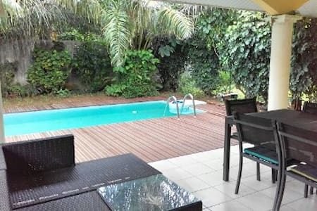 Villa T3 avec piscine - Remire-Montjoly - วิลล่า