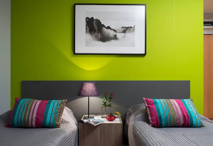 Apartament TWW Ochota twin 3 - Warszawa - Apartment