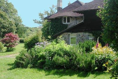 Romantic Sunny Garden Cottage+wifi - Devon - Dom