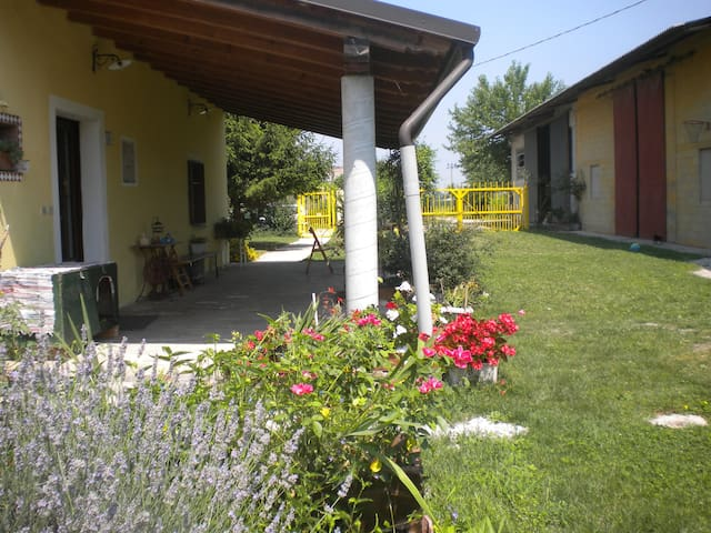 hospitality and holiday in Aquileia - Terzo D'aquileia