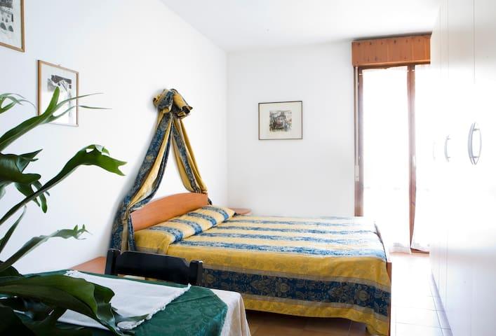 Monolocale x3-4davanti alla spiaggi - San Mauro A Mare - Apartment