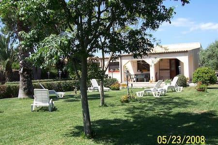 Villa Sicula Fanusa Plemmirio - Fanusa - Villa