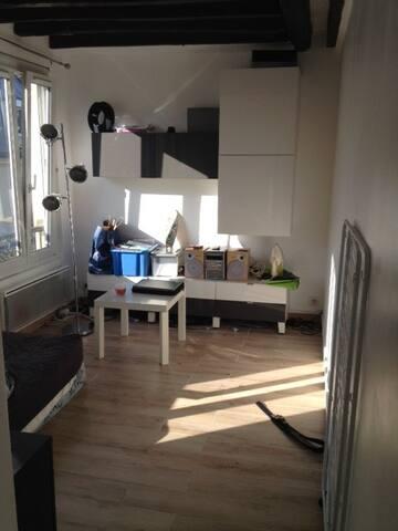 Studio - 2 personnes - Paris - Haus