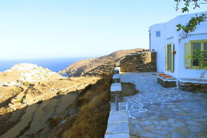 Kastro Villa 2 - Sifnos - Cyclades - Sifnos - Villa