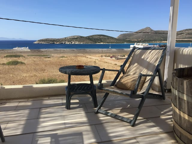 Island White Apartments-Apartment 2 - Άγιος Γεώργιος - Byt